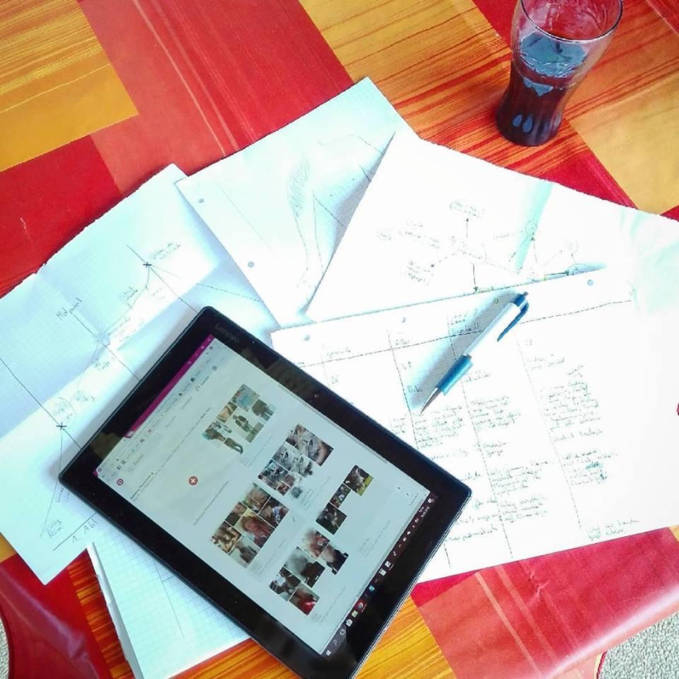 Planung neues Buch