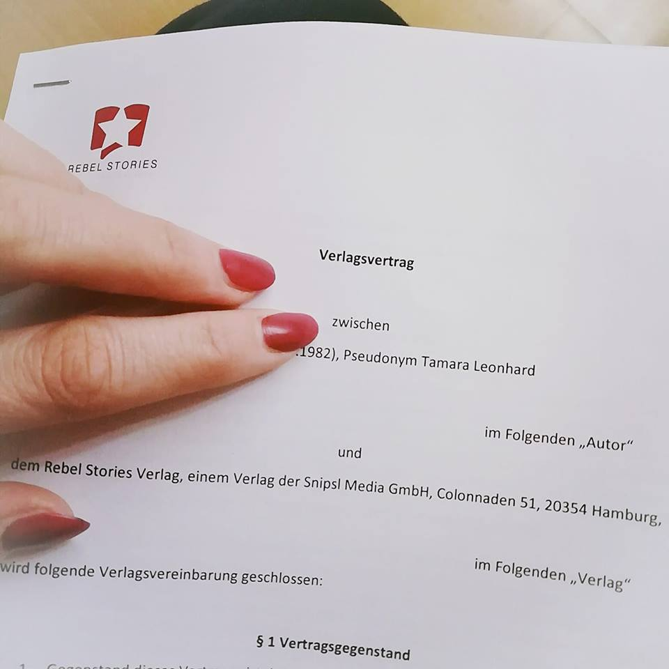 Tamara Leonhard Rebel Stories Verlag SNIPSL