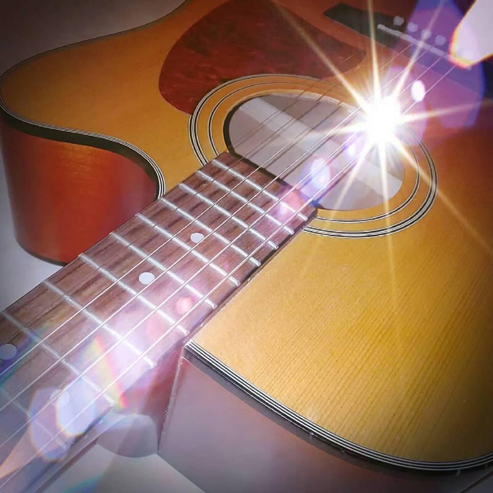 Gitarre-Liebesroman-Musikroman