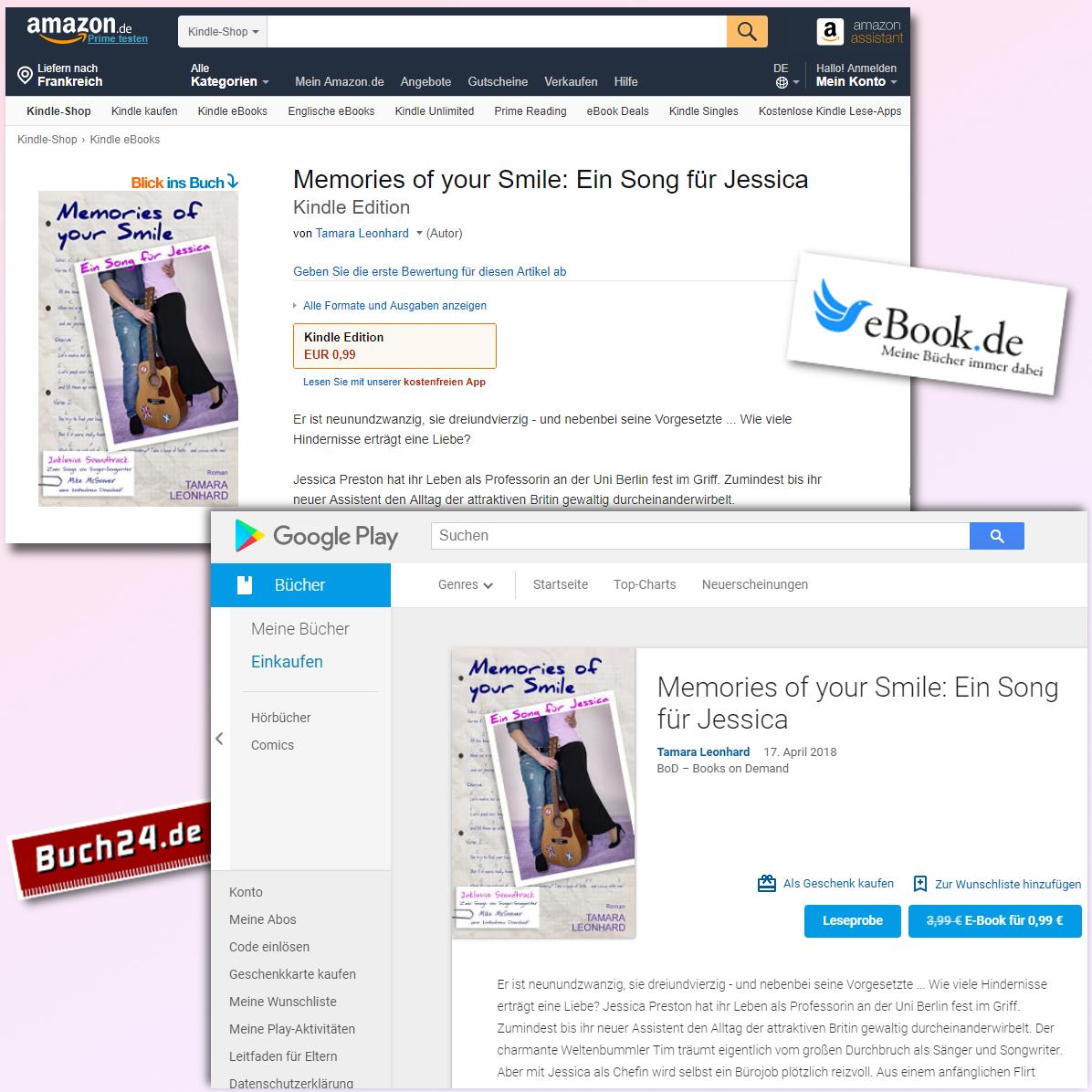 Ebook Liebesroman