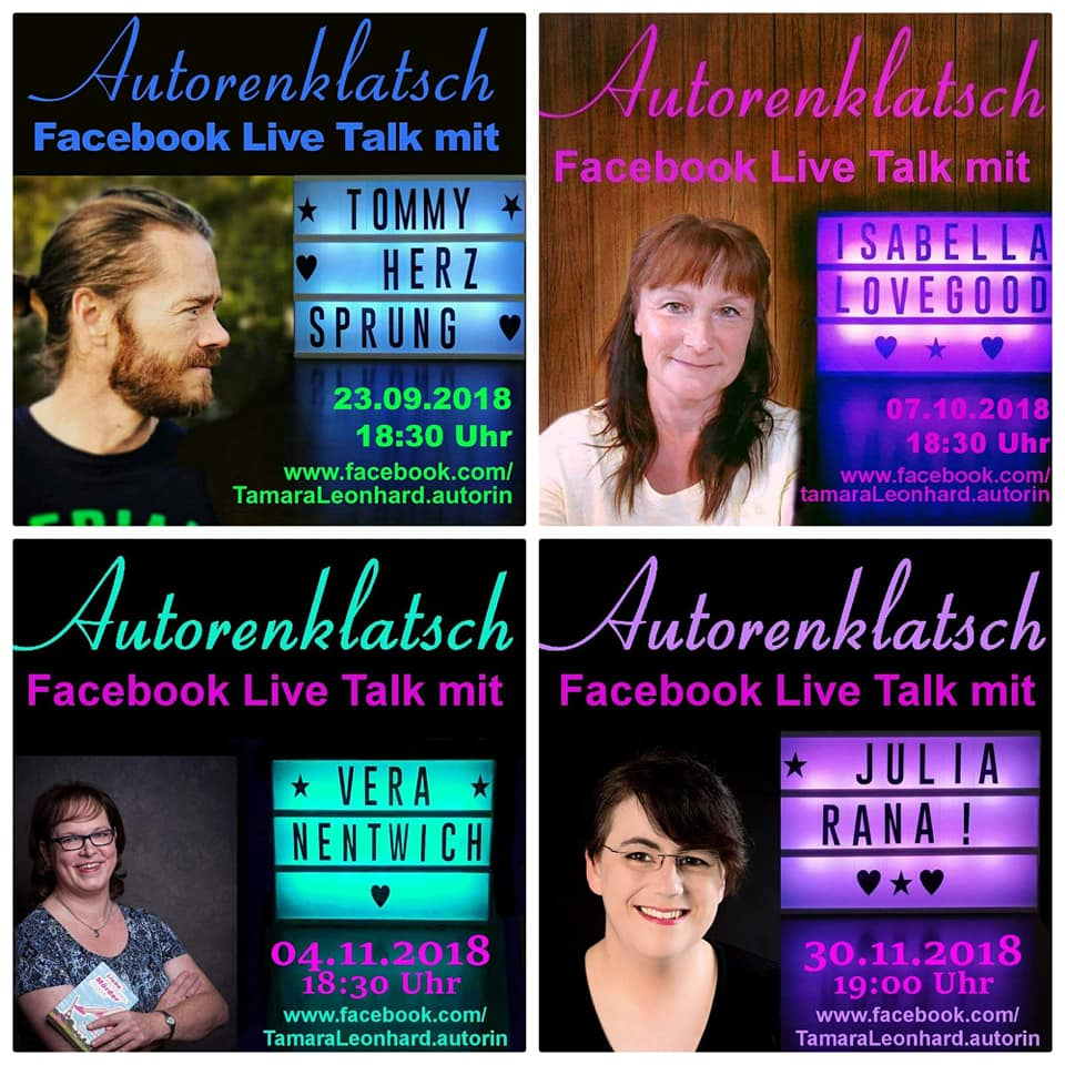 Autoren Talk