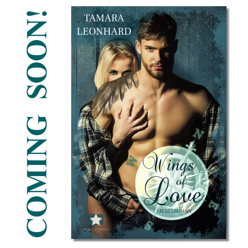 Wings of Love Cover Release