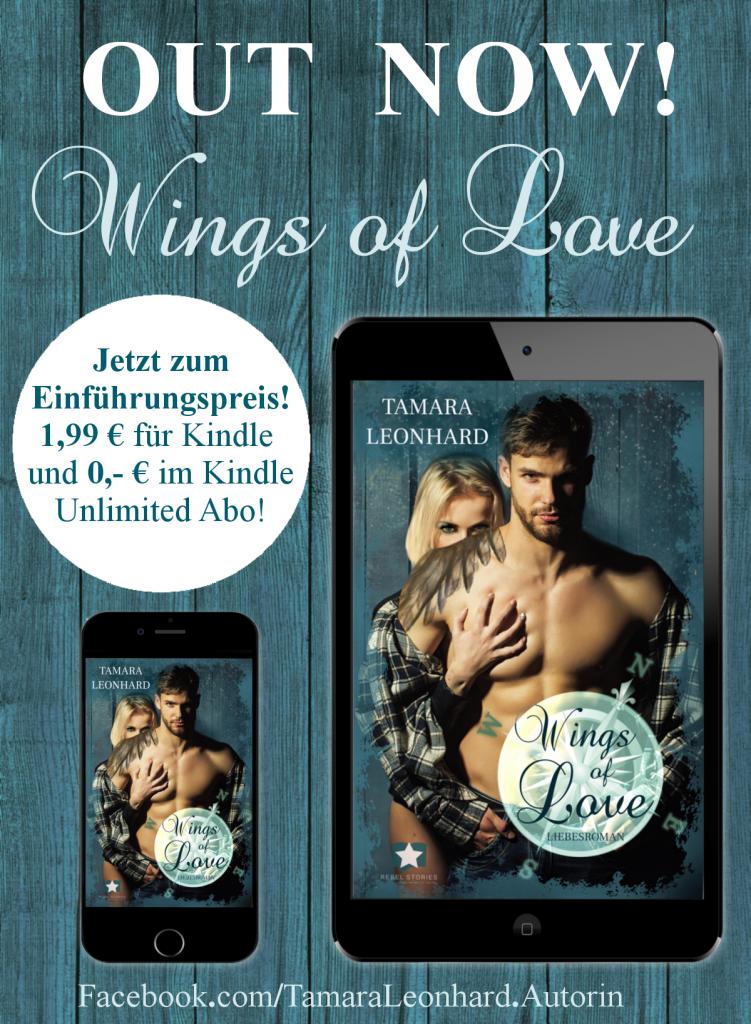Wings of Love Liebesroman